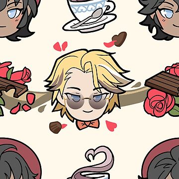 Food Fantasy - Chocolate and coffee by triangleArt