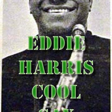 Eddie Harris, Cool Sax, jazz, pop, R & B , Soul by Vintaged