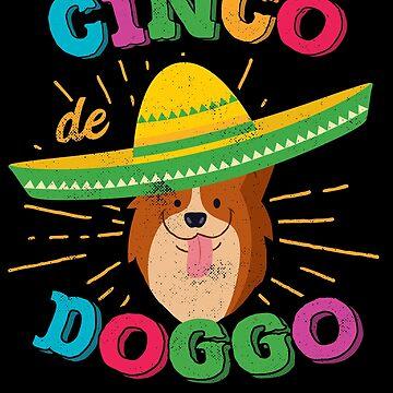 Corgi Cinco de Mayo Dog by TheLariat