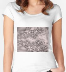 Glamorous Women's Fitted Scoop T-Shirt