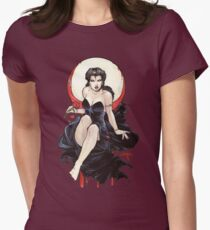 Vamp I Womens Fitted T-Shirt