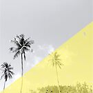 Island vibes - sunny side by Gale Switzer