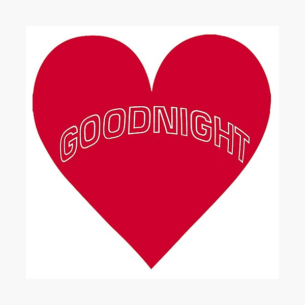 Goodnight Kennywood Photographic Print