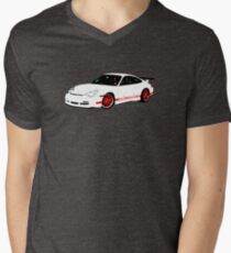 Rennsport H20 – 996 GT3 RS Inspired Men's V-Neck T-Shirt