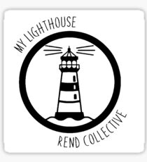 My Lighthouse - Rend Collective Sticker