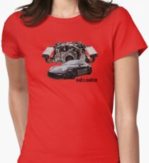 Race Inspired - 997 Turbo Inspired Women's Fitted T-Shirt