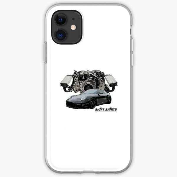 Race Inspired - 997 Turbo Inspired iPhone Soft Case