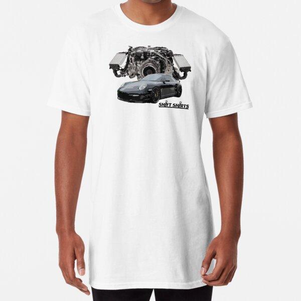 Race Inspired - 997 Turbo Inspired Long T-Shirt