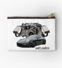 Race Inspired - 997 Turbo Inspired Zipper Pouch