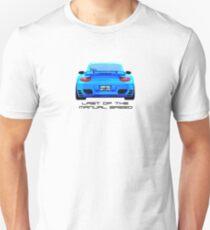 Last Manual - 997 Turbo (997.2) Inspired  Unisex T-Shirt