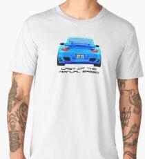 Last Manual - 997 Turbo (997.2) Inspired  Men's Premium T-Shirt
