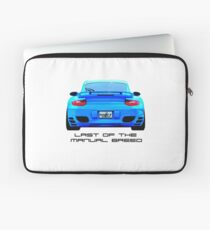 Last Manual - 997 Turbo (997.2) Inspired  Laptop Sleeve