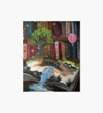 Book Experience  Art Board