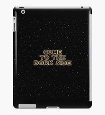 The Dork Side iPad Case/Skin