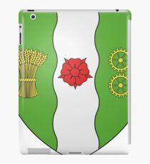 Coat of Arms of Farnham   Québec, Canada iPad Case/Skin