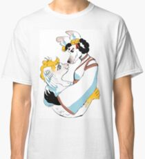Catholicism and Shinto as animals????? Classic T-Shirt