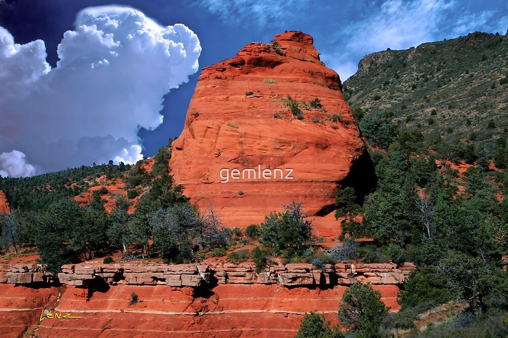 Merry-go-Round Rock by gemlenz