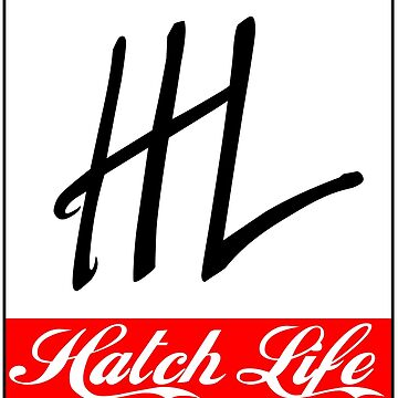 Hatch Life Kanjo Door Card Shirt by HatchLife