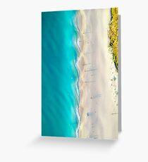 Leighton beach Greeting Card