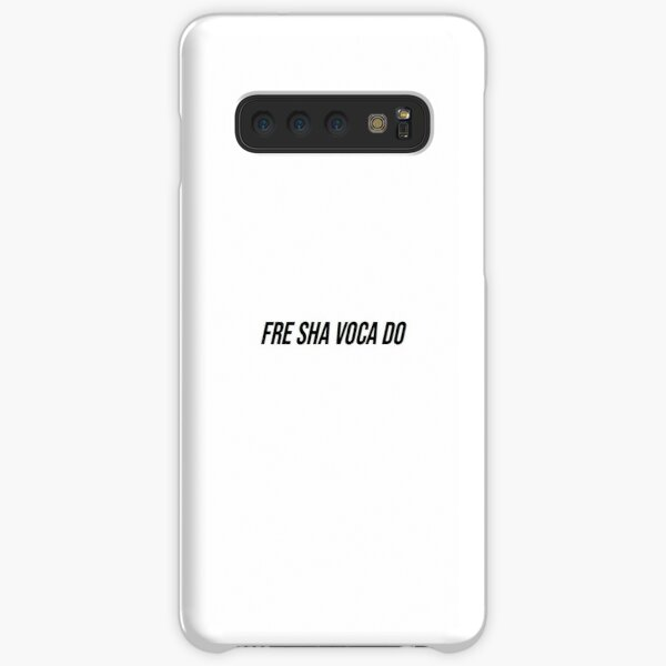 FRE SHA VOCA DO Samsung Galaxy Snap Case
