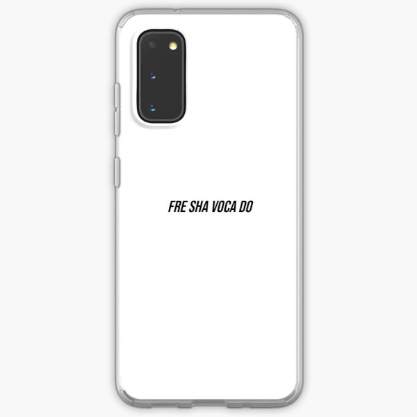 FRE SHA VOCA DO Samsung Galaxy Soft Case