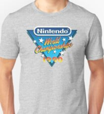 Video Game World Championships 1990 T-Shirt