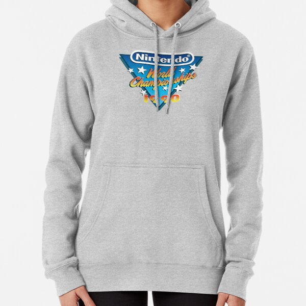 Video Game World Championships 1990 Pullover Hoodie