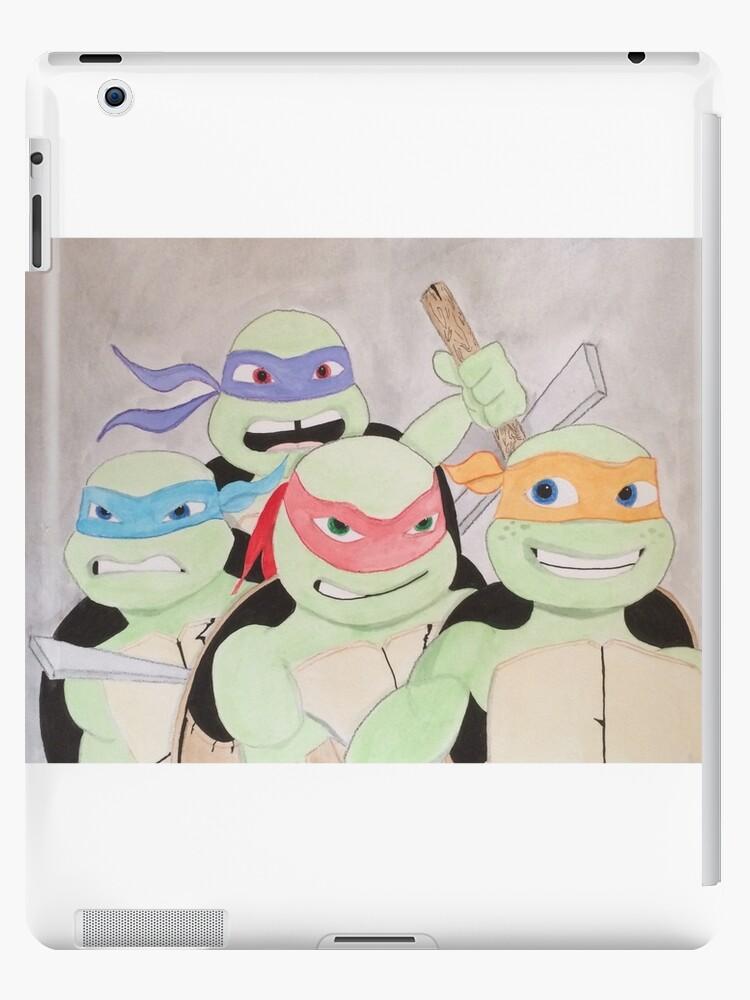 Teenage Mutant Ninja Turtles by adamkap
