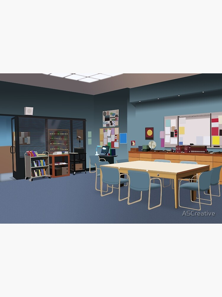 Study Room by ASCreative