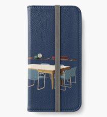Study Room iPhone Wallet/Case/Skin