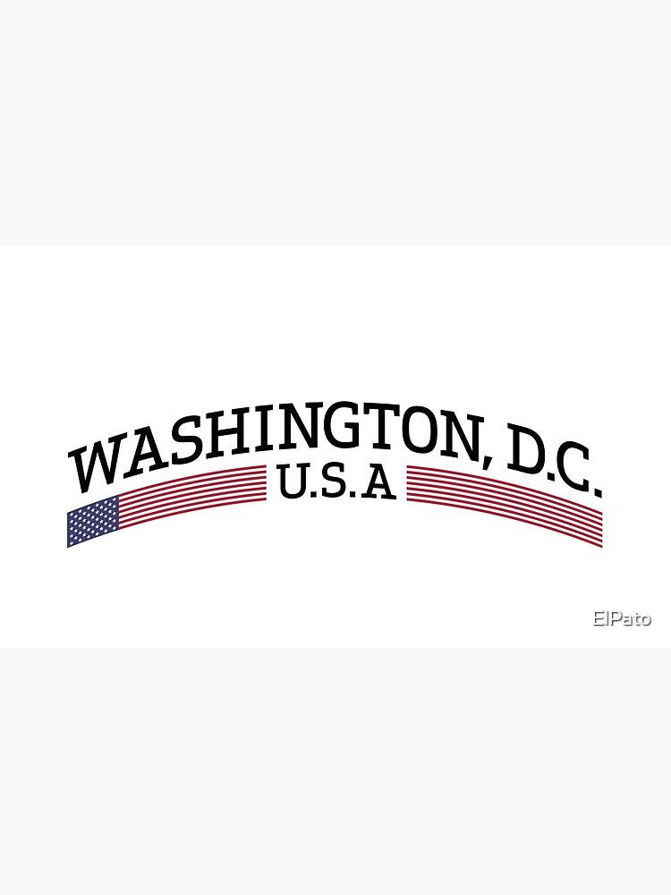 Washington DC Vereinigte Staaten von ElPato