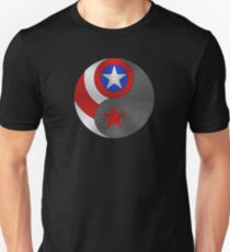 Winter Cap Ying Yang T-Shirt