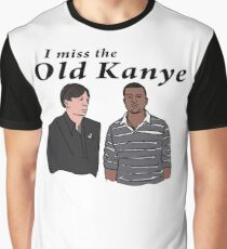 I Miss the Old Kanye Graphic T-Shirt