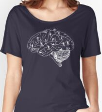 Soccer on the Brain Women's Relaxed Fit T-Shirt