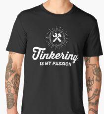 Tinkering vintage logo Men's Premium T-Shirt