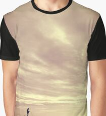 Pennard Cliffs Graphic T-Shirt