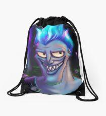 Hey Hades Drawstring Bag