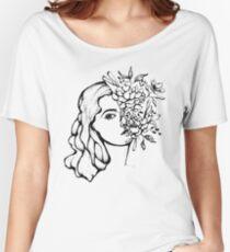 Dissolving Women's Relaxed Fit T-Shirt