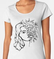 Dissolving Women's Premium T-Shirt