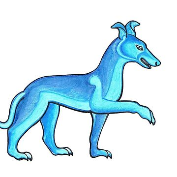 Pictish hound by lowcr
