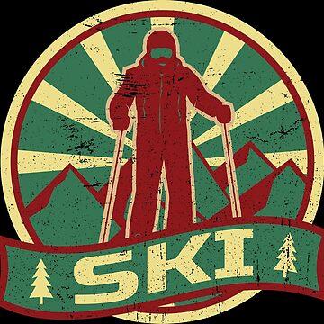 Ski propaganda by anziehend
