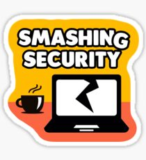 Smashing Security Sticker