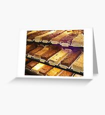 For the Sweet Tooth.... Canadian Fudge! Greeting Card