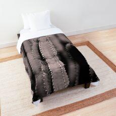 Blush Cacti Dream #1 #cactus #decor #art  Comforter