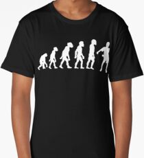 Floss Dance Evolution - Flossing Like A Boss Long T-Shirt