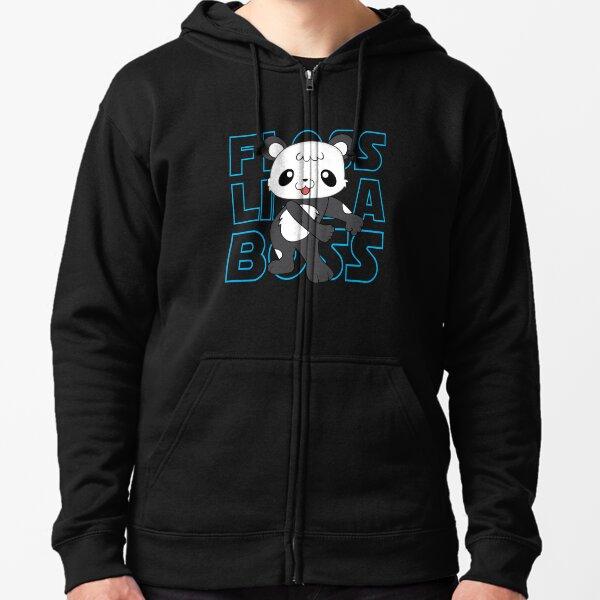 Cotton Dabbing Panda Boy/&Girls Hooded Hoody Outerwear