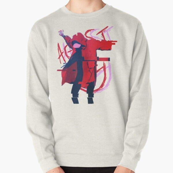 Agust D Cypher Design Pullover Sweatshirt