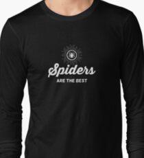 Spider vintage logo Long Sleeve T-Shirt