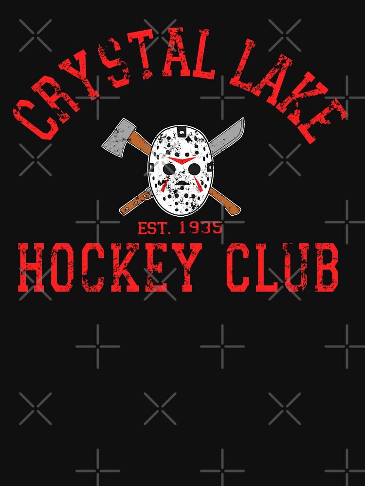 Crystal Lake Hockey Club by AngryMongo