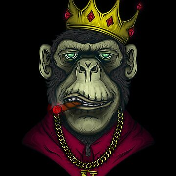 The King Monkey by LeNew